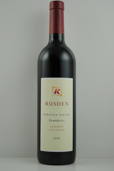 2008 BOUNDARIES CABERNET SAUVIGNON, Rusden